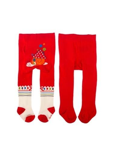 Tuc Tuc Çorap Kırmızı